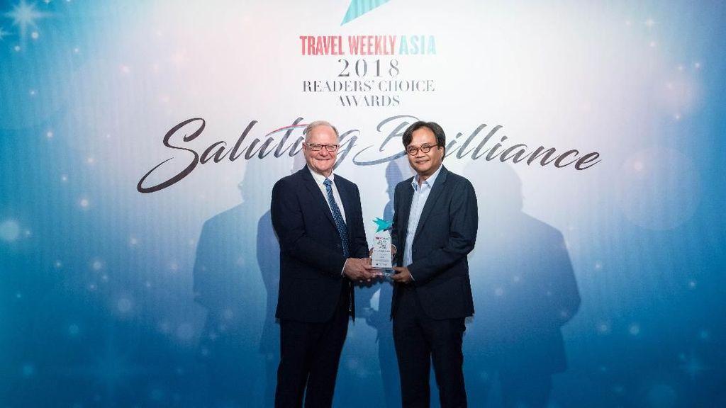 AirAsia Raih Penghargaan Maskapai Berbiaya Hemat
