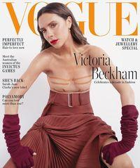 Tampil di Cover Majalah Vogue, Penampilan Victoria Beckham Jadi Kontroversi