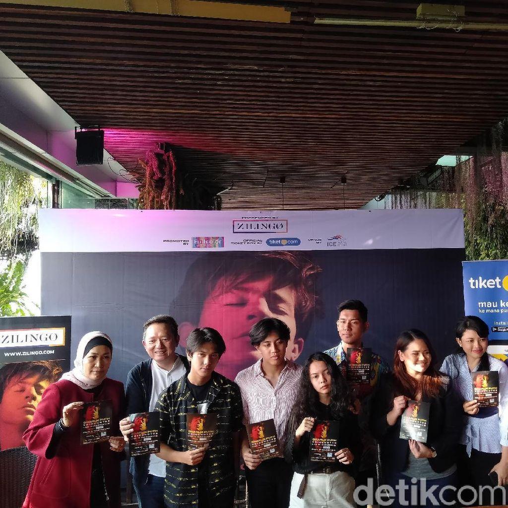 Konser Pertama Kali di Indonesia, Ini Riders yang Diminta Charlie Puth