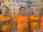 Peras Pengusaha, Aktivis di Karawang Pura-pura Jadi Petugas BNN