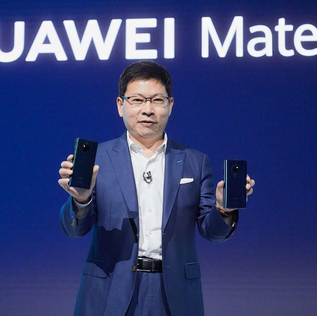 Spesifikasi Gahar Huawei Mate 20 dan Mate 20 Pro