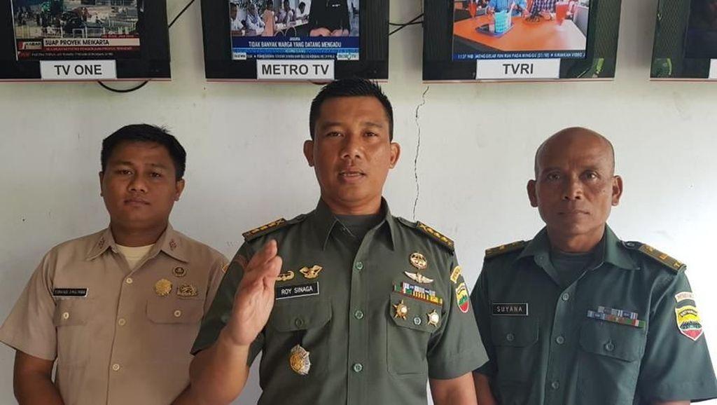 2 Prajurit Kodam Bukit Barisan Jadi Kurir Narkoba, TNI AD akan Pecat