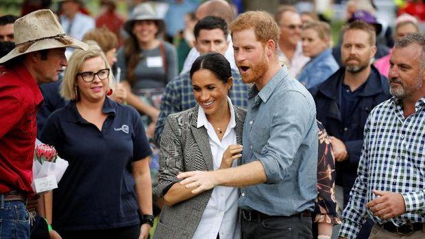Meghan Markle dan Pangeran Harry direncanakan menyambut anak pertama mereka pada musim semi ini.