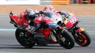 Tekad Dovizioso di MotoGP Jepang: Menang dan Balas Dendam pada Marquez