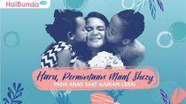 Tangis Shezy Idris Minta Maaf ke Anak karena Akan Bercerai