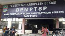 Kasus Suap Meikarta, KPK Geledah Kantor DPMPTSP Bekasi