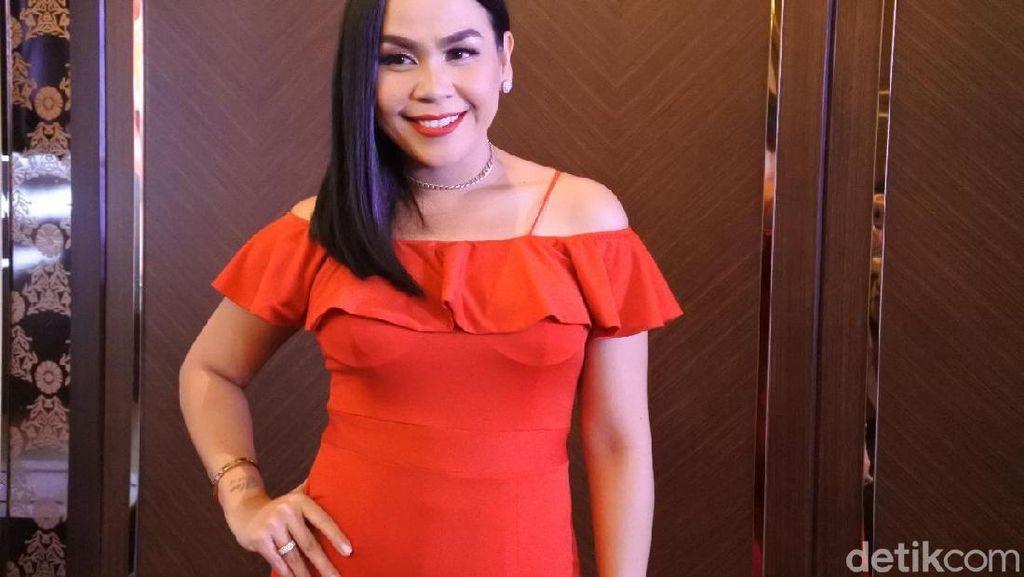 Heboh Drama Rumah Tangga Vicky-Angle Buat Melaney Ricardo Takut