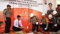 300 Rumah Subsidi untuk Polisi Dibangun di Gresik