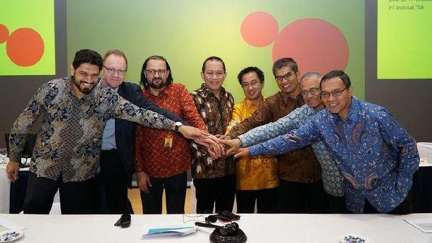 Chris Kanter Resmi Jadi Bos Indosat