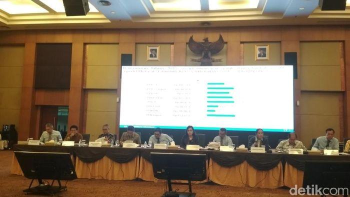 Foto: Konferensi Pers APBN Kita/Hendra Kusuma-detikFinance