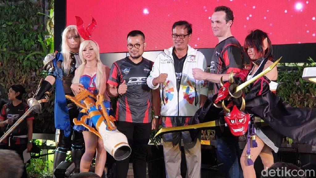 Liga e-Sport Telkomsel Berhadiah Rp 3 Miliar