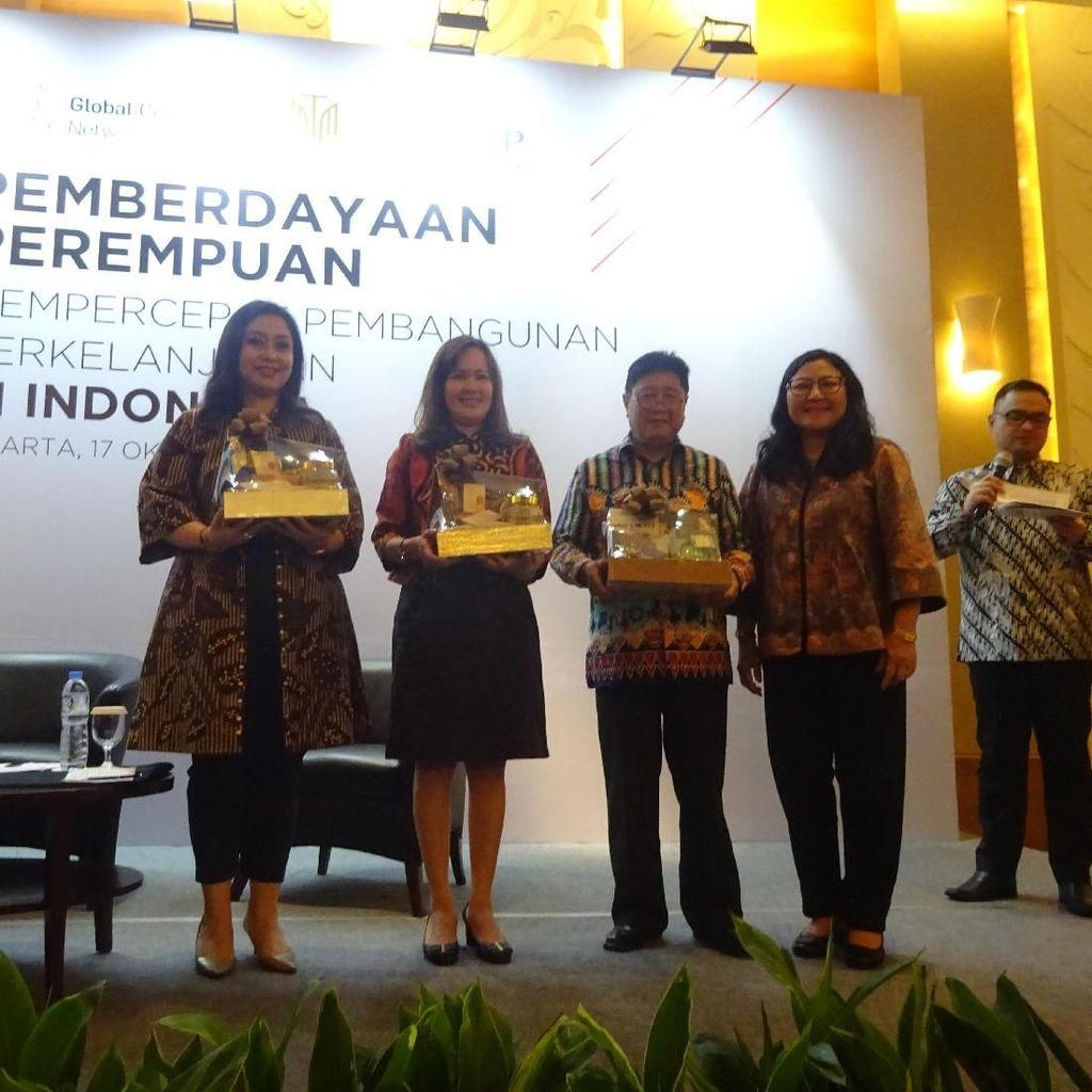 IGCN Rangkul MTG dan APP Sinar Mas dalam Pemberdayaan Perempuan
