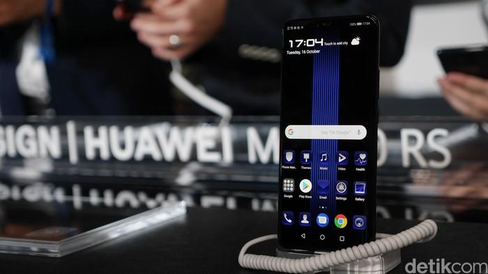 Huawei Mate 20 RS. Foto: Anggoro Suryo Jati/detikINET