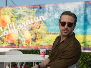 Awet Tampannya! Ini 9 Momen Ryan Gosling Bersama Makanan