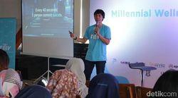 Cerita Maxi Kembangkan Aplikasi Curhat untuk Generasi Galau