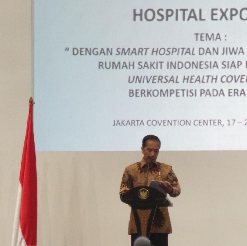 Geram Jokowi Dijawab BPJS Kesehatan