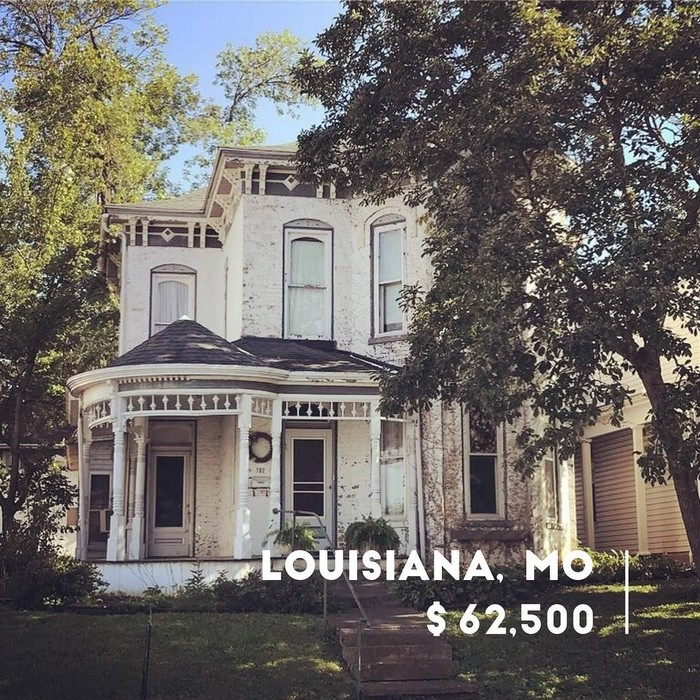 Foto: Instagram @cheapoldhouses