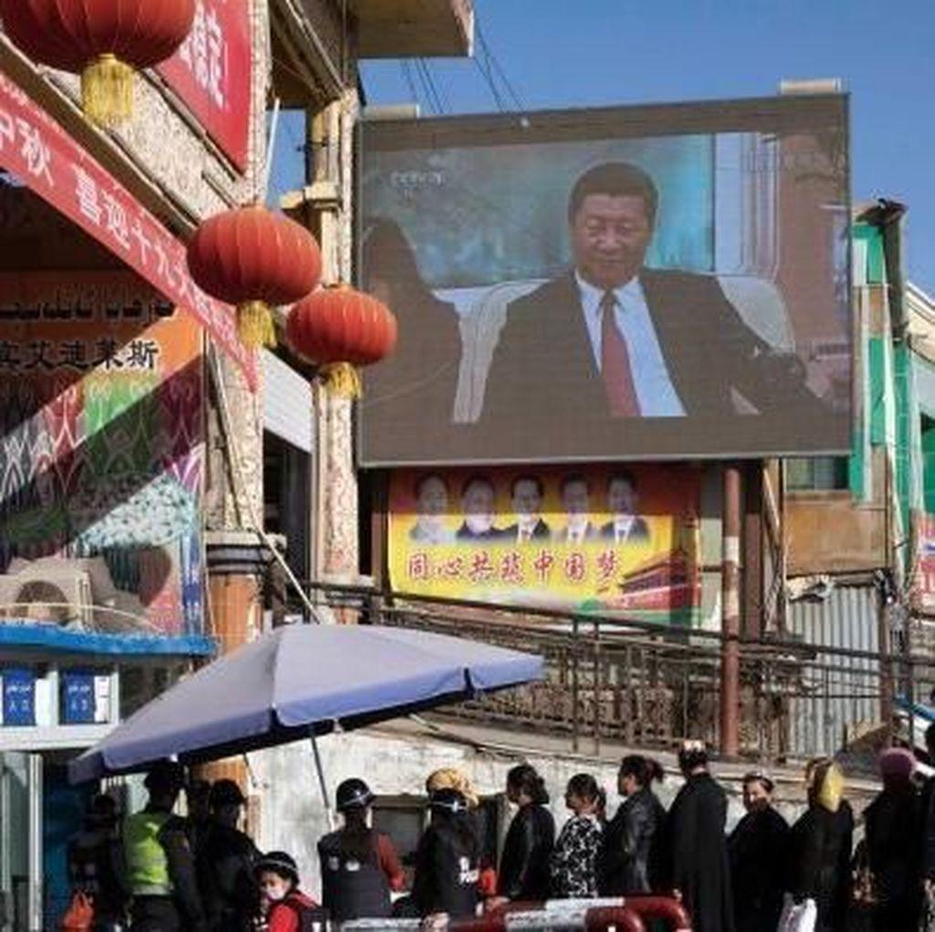 China Dirikan Pusat Kursus Kejuruan Bagi Muslim Uighur