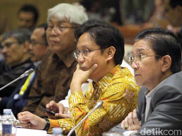 DPR Gelar Rapat Dengar Pendapat Bahas Akuisisi Freeport dengan ESDM/ Foto: Lamhot Aritonang