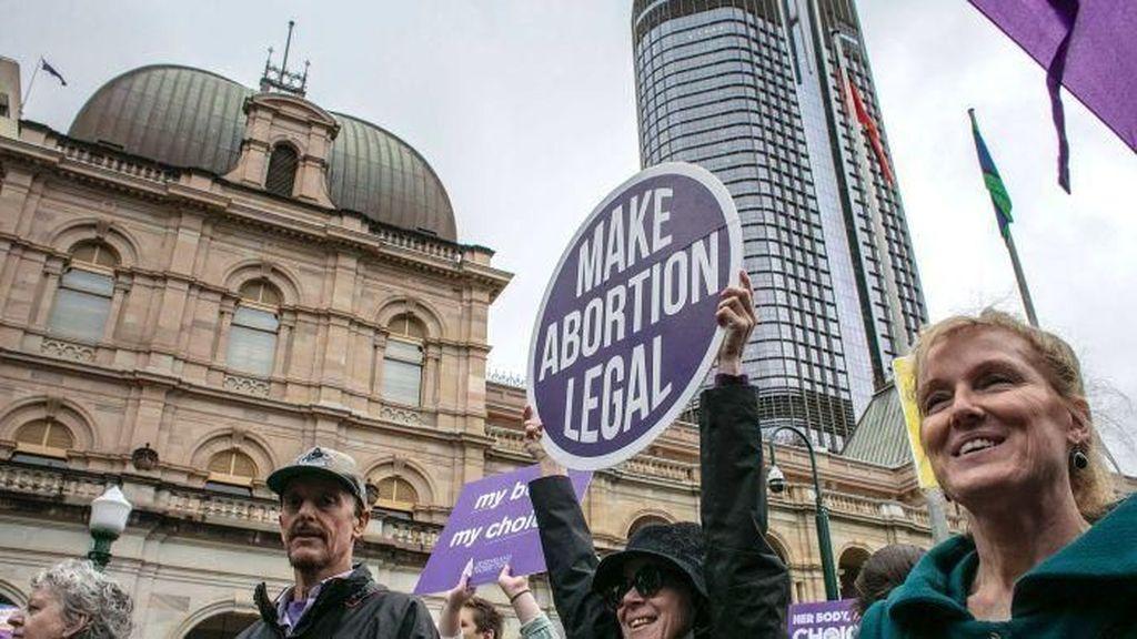 Aborsi Akhirnya Dilegalkan di Queensland