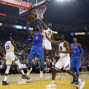 NBA 2018/2019 Dimulai, Warriors Tumpas Thunder di Laga Pertama