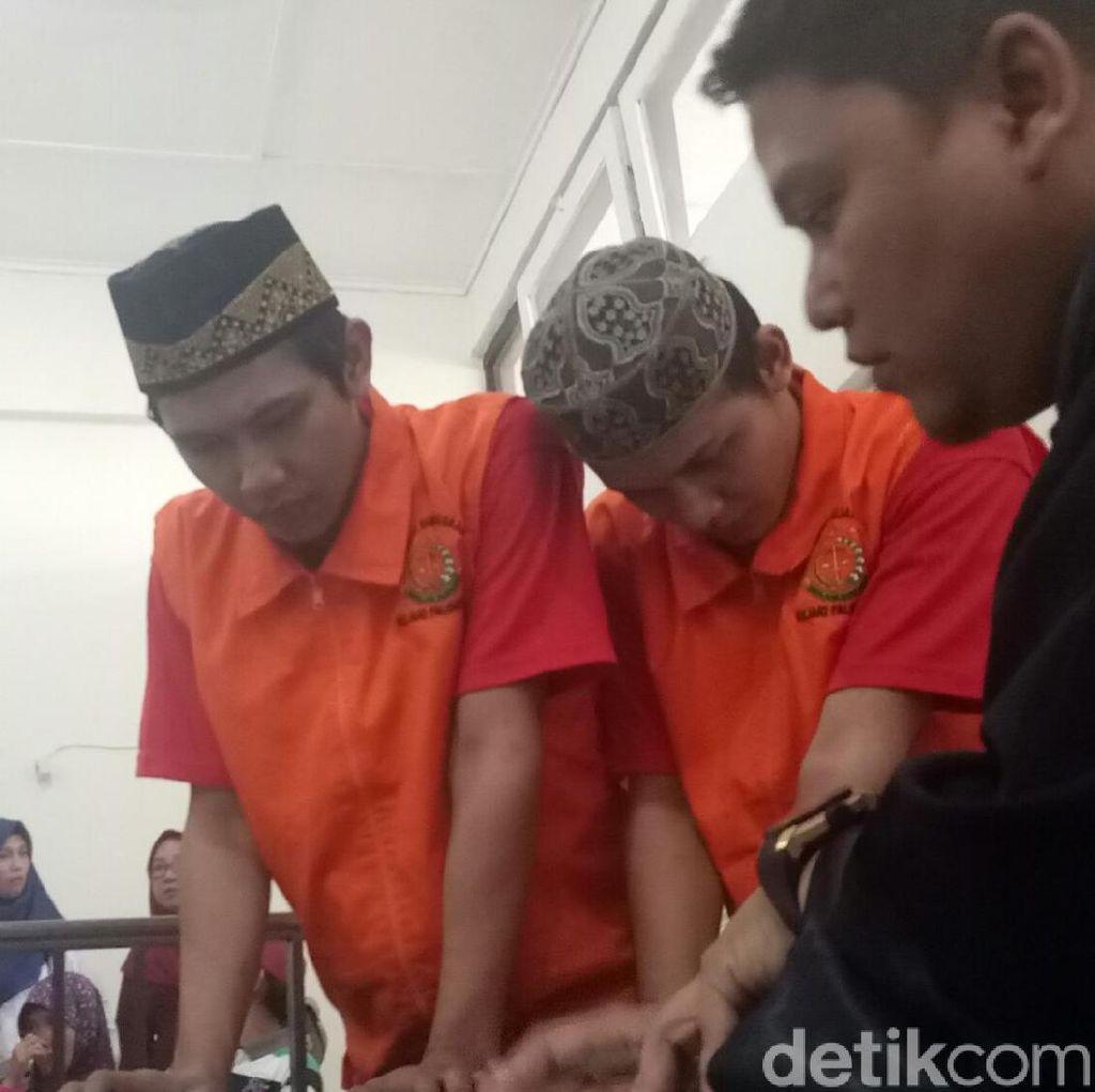 Mahasiswa Pembunuh Sopir GoCar di Sumsel Dipenjara Seumur Hidup