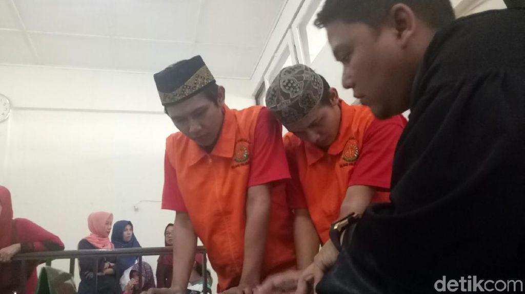 Mahasiswa Pembunuh Sopir Go-Car di Sumsel Dipenjara Seumur Hidup