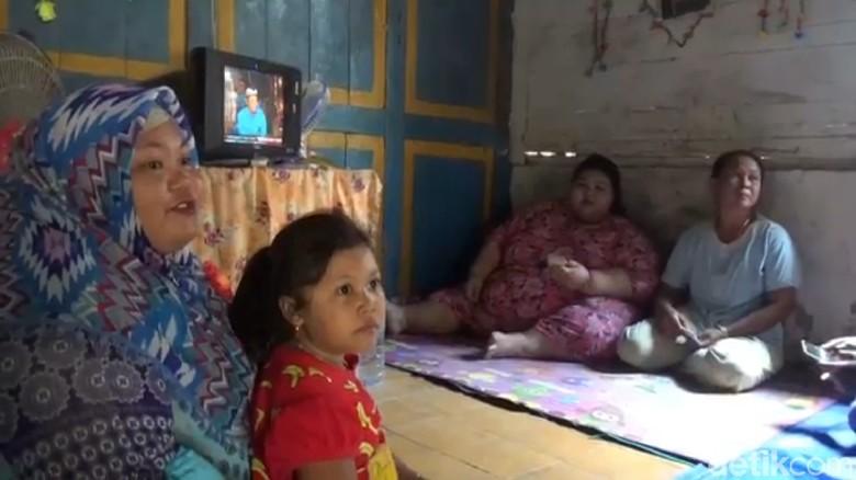 Soal Pola Makan Gadis Lamongan Berbobot 197 Kg, Kakak: Tidak Banyak