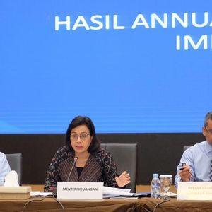 Sri Mulyani Ramal Defisit APBN 2018 Di Bawah 2%
