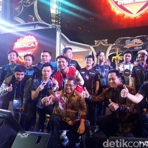 Rudiantara Buka Turnamen eSport Asia Tenggara Berhadiah Total Rp 1,4 M