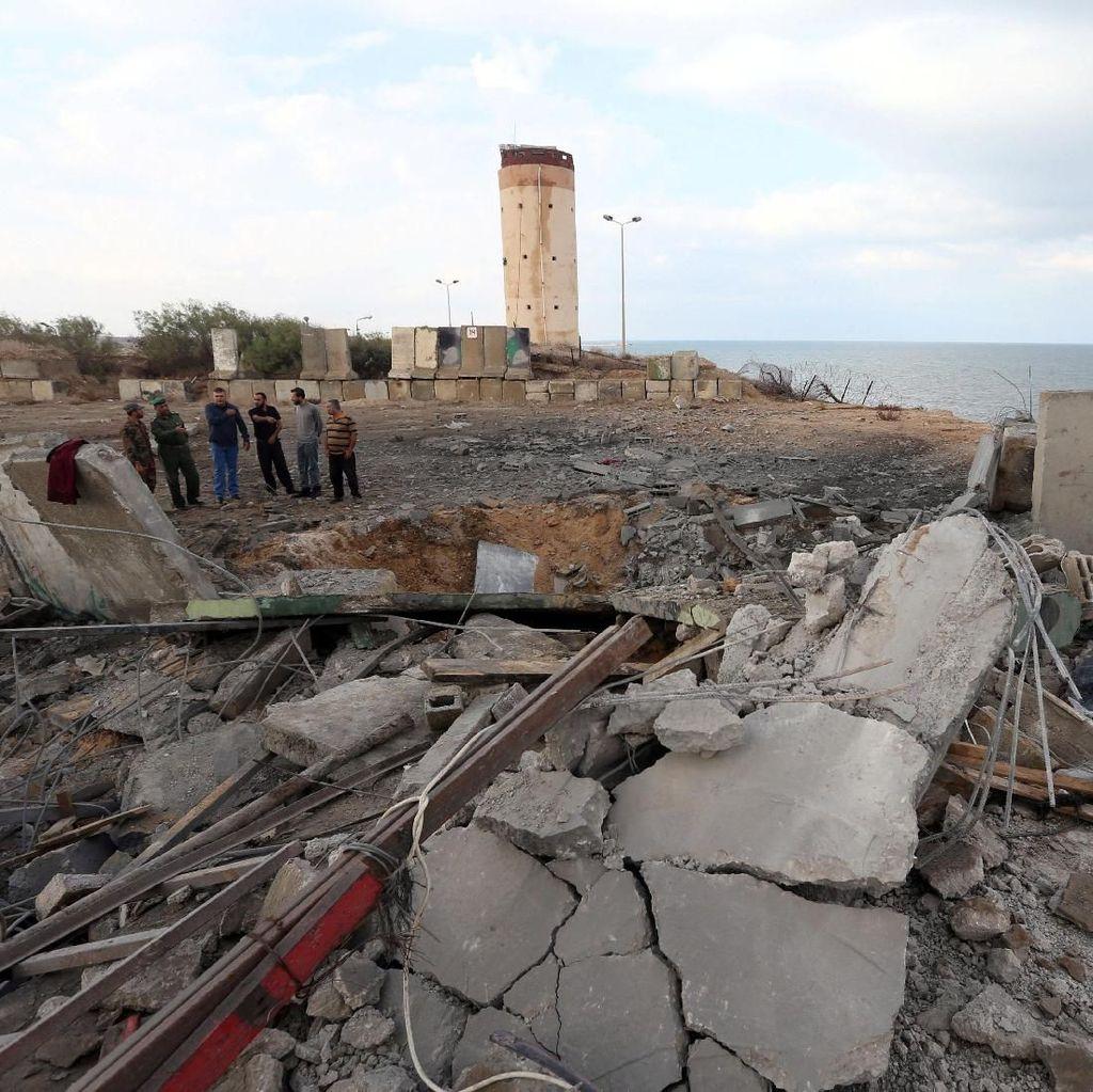 Serangan Udara Israel Tewaskan 1 Warga Palestina di Gaza