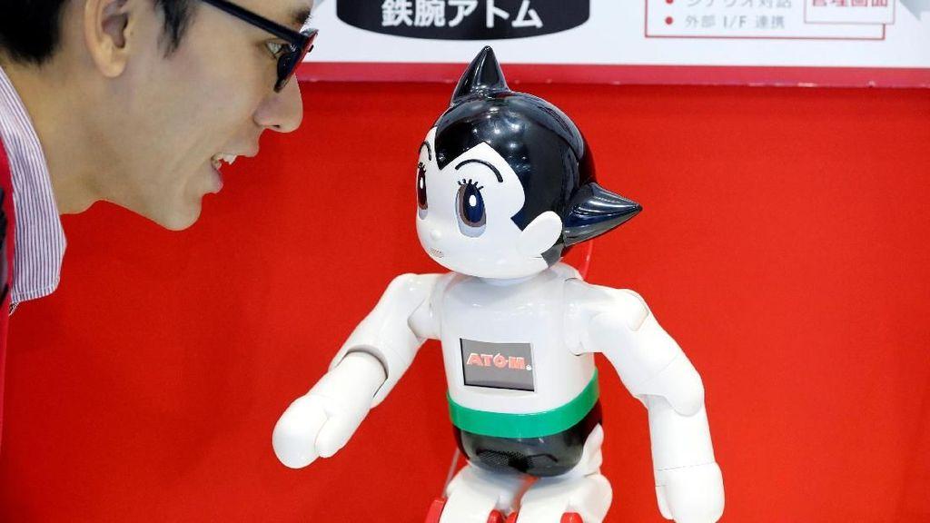 Sama Seperti Manusia, Robot Juga Bisa Baper