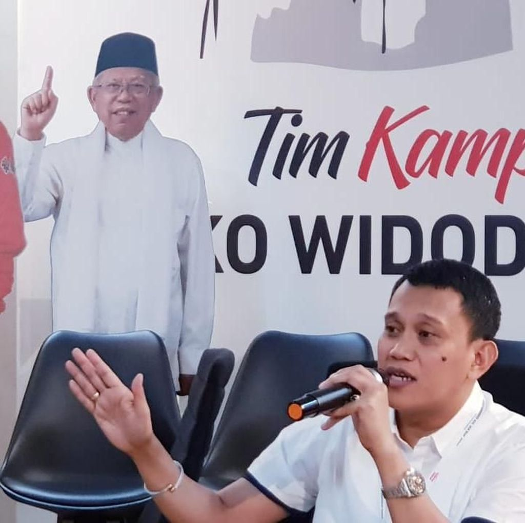 Tim Jokowi Akui Banyak yang Membelot ke Prabowo, Tapi..