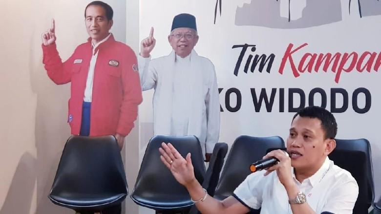 Tanggapi Neno yang Bicara Rezim Zalim, TKN Bicara soal Kampanye Fitnah