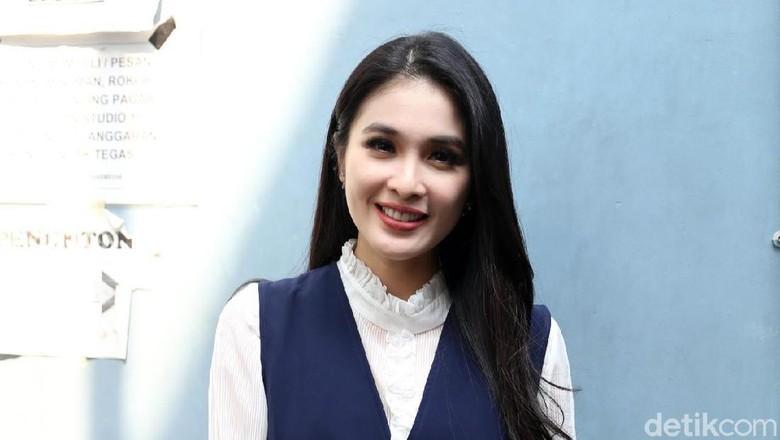 Sandra Dewi Foto: Ismail/detikFoto