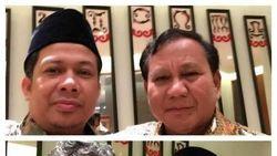 Cerita Fahri soal Selfie Lucu Bareng Prabowo yang Ultah ke-67