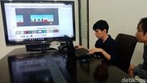Mahasiswa Surabaya Bikin Game Edukasi Penanggulangan Bencana