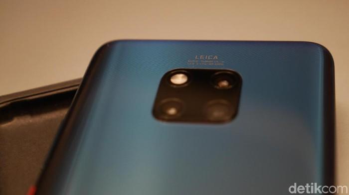 Huawei Mate 20 Pro. Foto: detikINET/Anggoro Suryo Jati