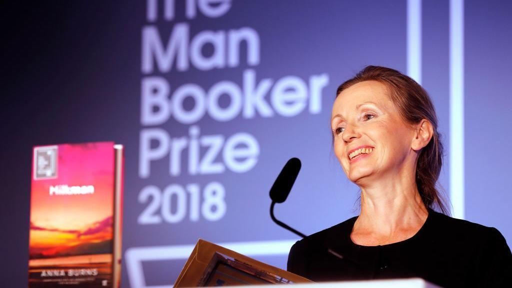 Novel Pemenang Man Booker Prize 2018 Dukung Gerakan #MeToo