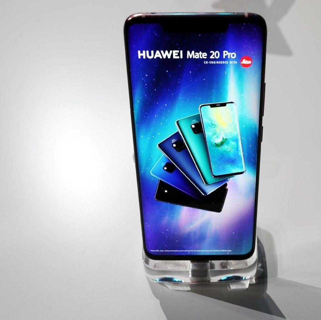 Huawei Akan Lebih Agresif di 2019, Juga Dekati Ibu-ibu Sosialita
