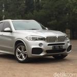 Merasakan SUV Bermotor Listrik dari Jerman, BMW X5 Plug-in-Hybrid