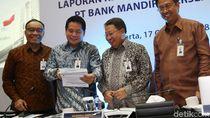 Laba Bersih Bank Mandiri Capai Rp 18 Triliun