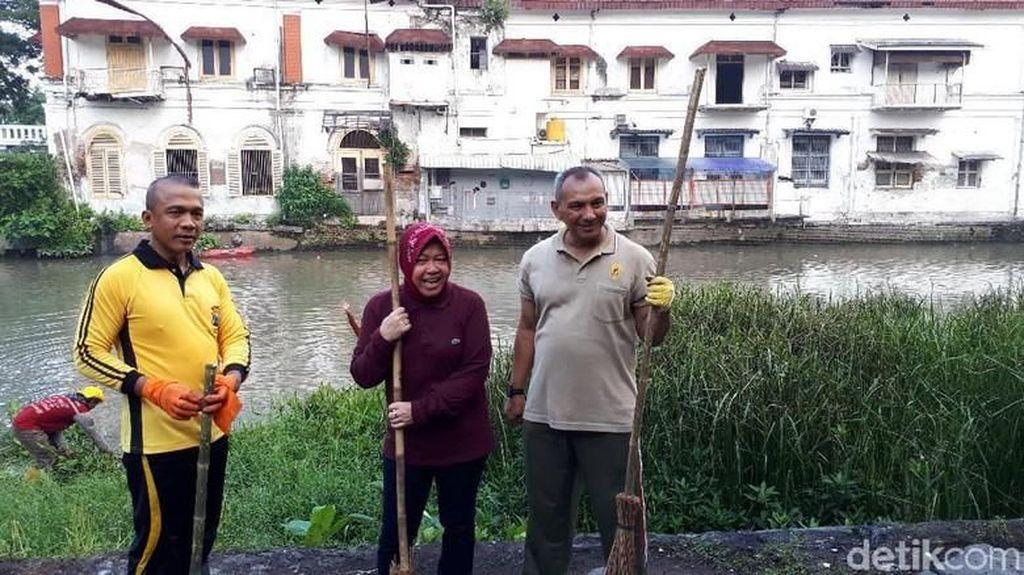 Risma akan Sulap Surabaya Utara Jadi Wisata Kota Tua