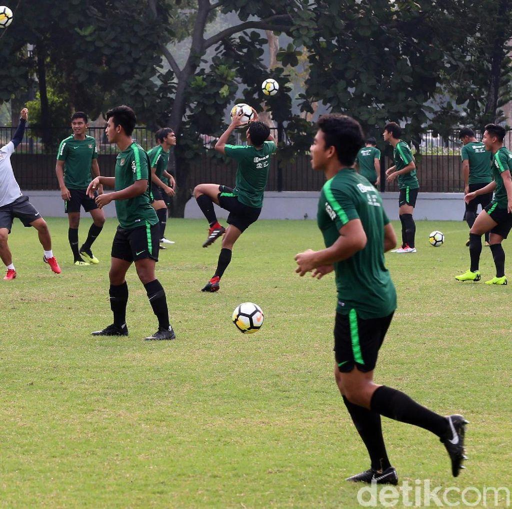 Jadwal Siaran Langsung Piala Asia U-19: Indonesia Vs Taiwan