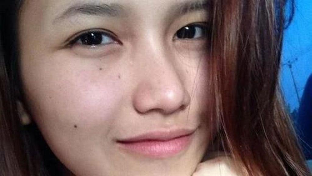 7 Wajah Ayu Ting Ting Tanpa Makeup, Alis Tetap Cetar