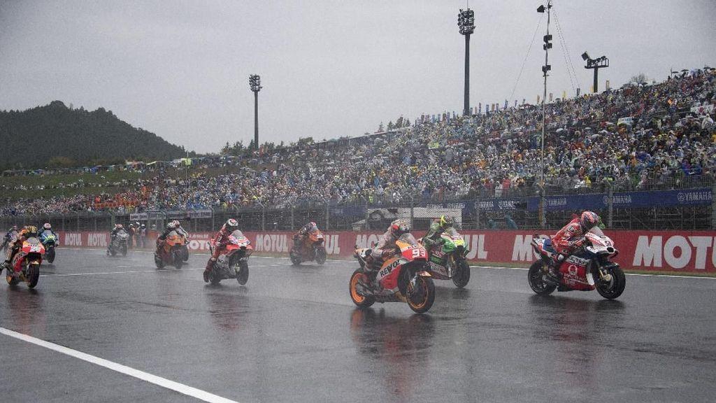 Jadwal MotoGP Jepang 2018