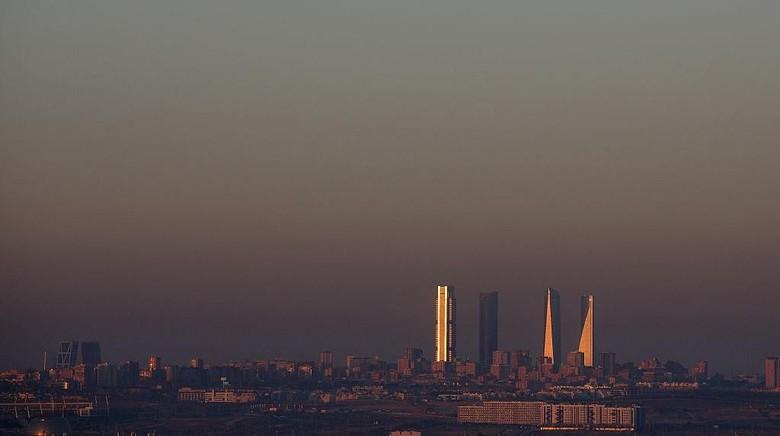 Foto: Ilustasi Kota Madrid (Getty Images)