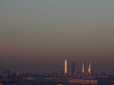 Wah! Madrid Punya Lingkungan Paling Keren Sedunia
