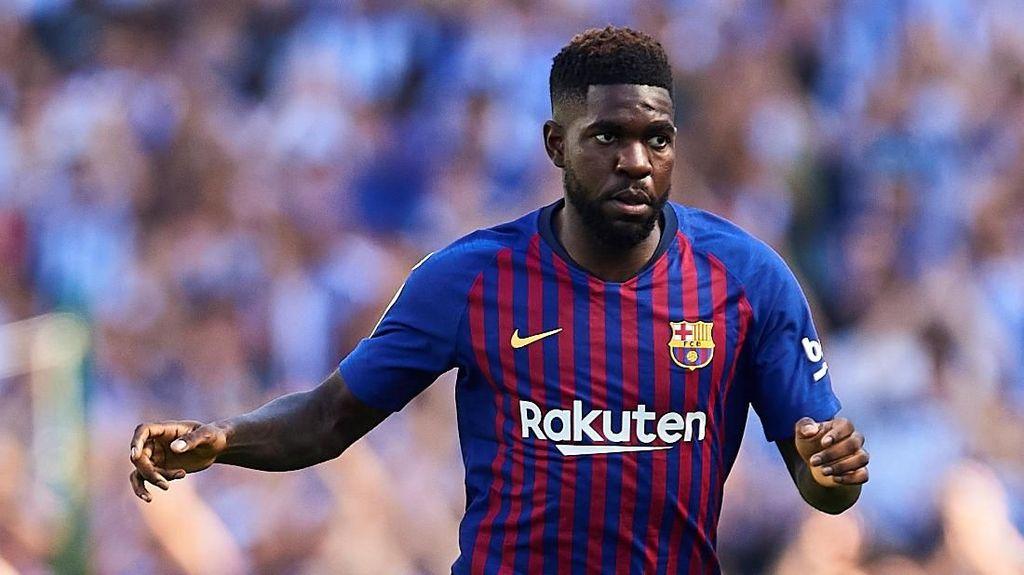 Bahagia di Barcelona, Umtiti Enggan Hengkang