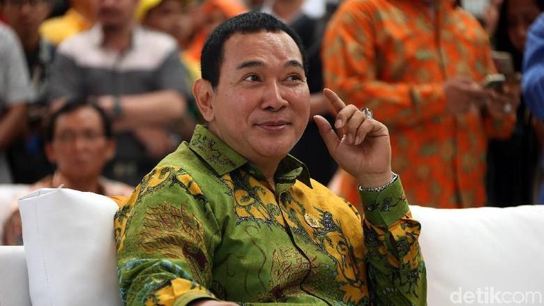 Partai Berkarya Hanya Dapat 2 Persen, Tommy Soeharto Gugat ke MK
